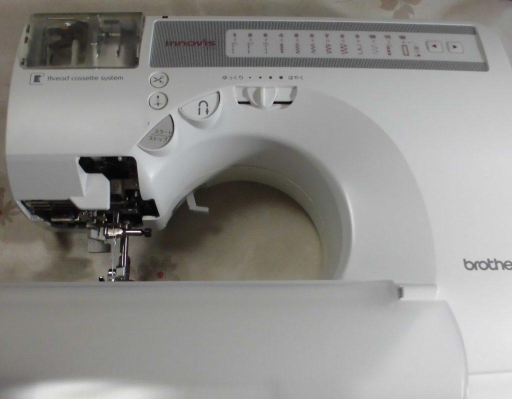 brotherミシン修理|イノヴィスC51|CPS03|布を送らない