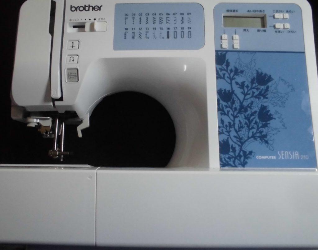 ブラザーミシン修理|CPV73|SENSIA210|エラーE6、動かない、糸絡み、針折れ