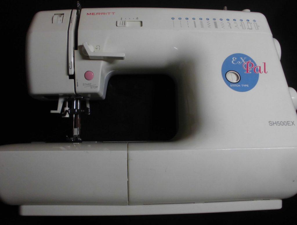 シンガーミシン修理|SH500EX|MERRITT|針棒が動かない(縫えない)