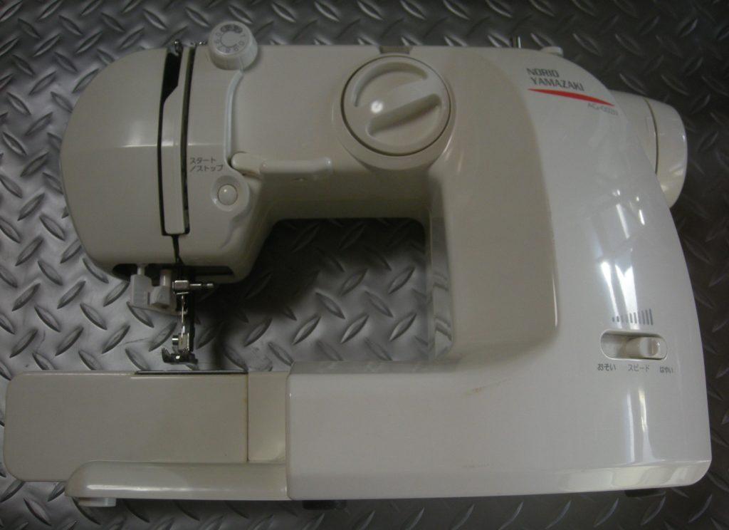 アックスヤマザキミシン修理|AG-002N|山崎範夫のミシン|下糸が絡み縫えない