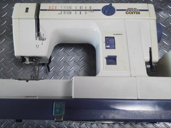 JANOMEミシン修理|COMBI2200SX|フットコントローラー不良|動かない