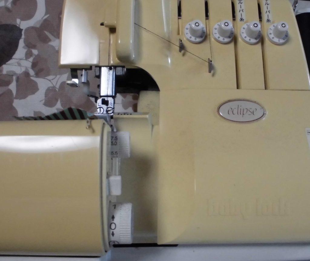 (株)ジューキbabylockミシン修理|エクリプス|衣縫人|全体メンテナンス