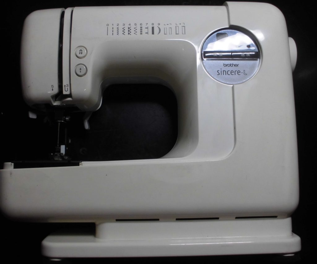 ブラザーミシン修理|ZZ3-B121|SINCERE-L|縫えない、糸調子不良