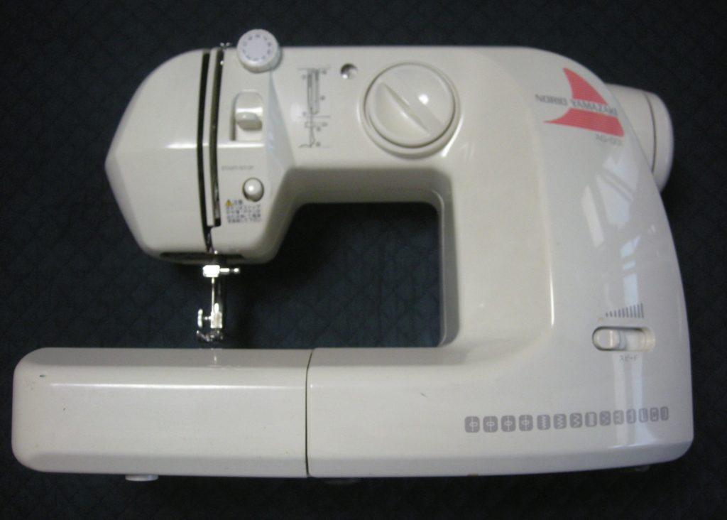 アックスヤマザキミシン修理|AG-001|山崎範夫のミシン|糸調子が合わない、綺麗に縫えない