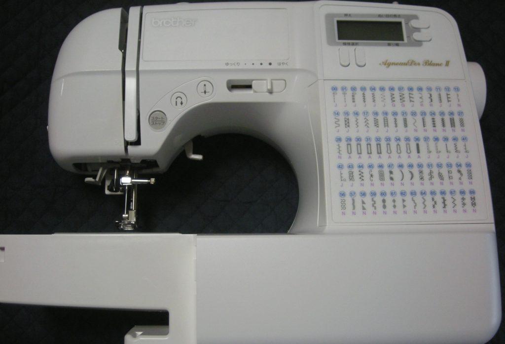 brotherミシン修理|CPS4802|アニュドールブランⅡ|下糸が巻けない