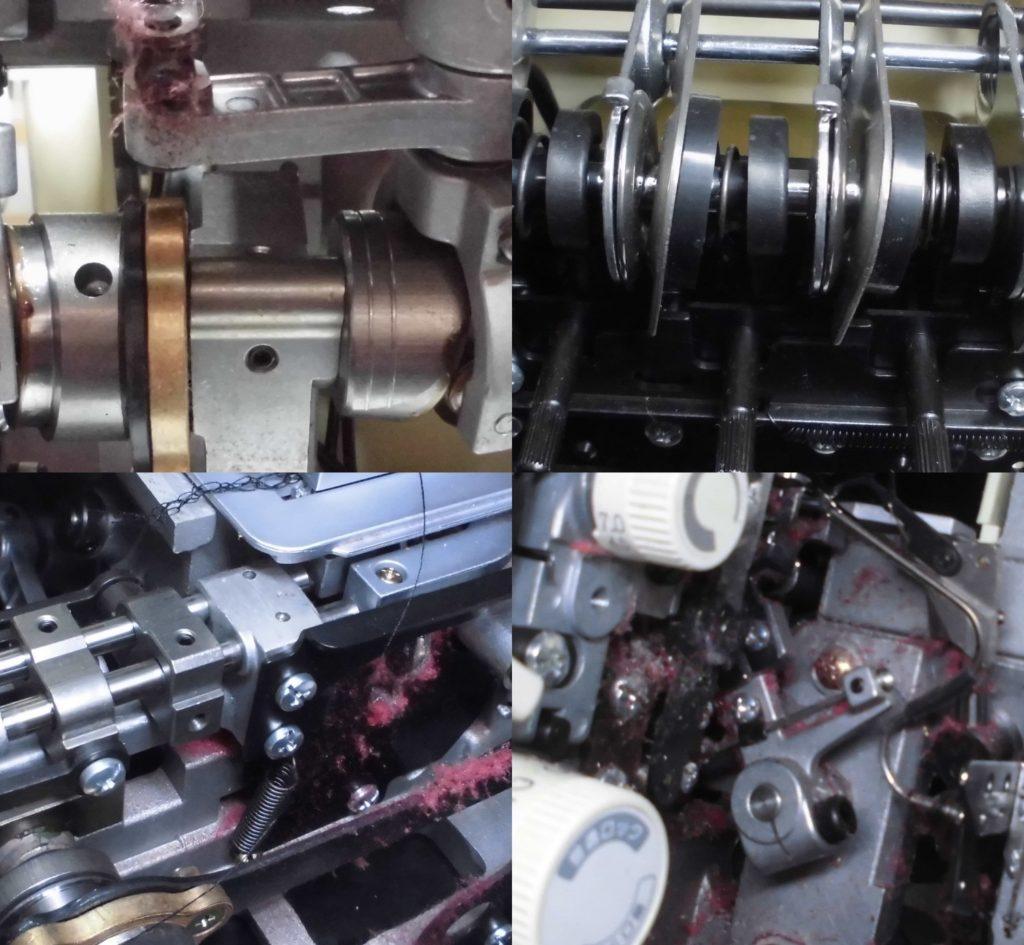 BL515の故障、不具合|縫えない、動かない、エアスルーシステム、糸が通らない