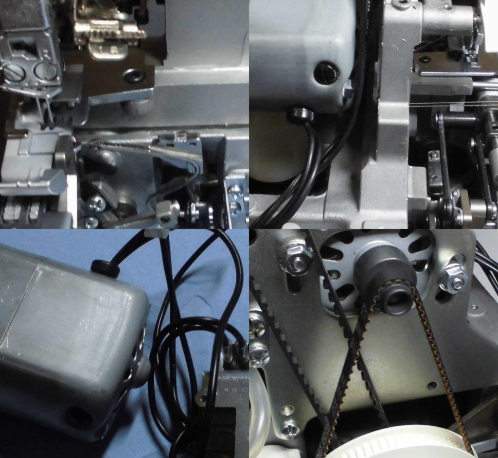 BL65EXSの故障や不具合|フットコントローラーを踏んでも動かない