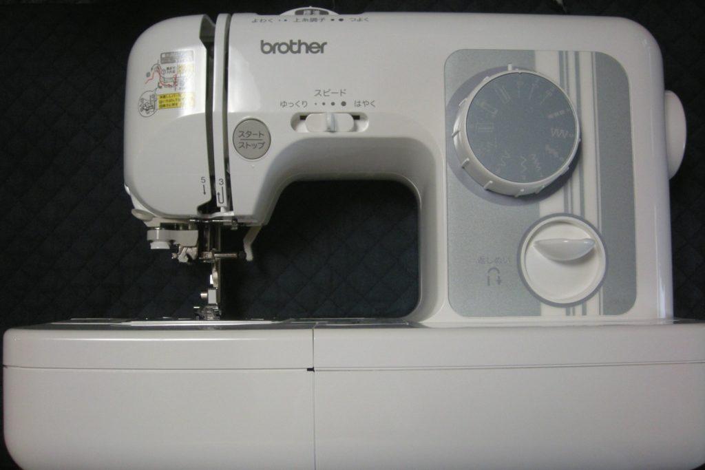 brotherミシン修理|ELU52|F35-SL|針棒がグラグラする