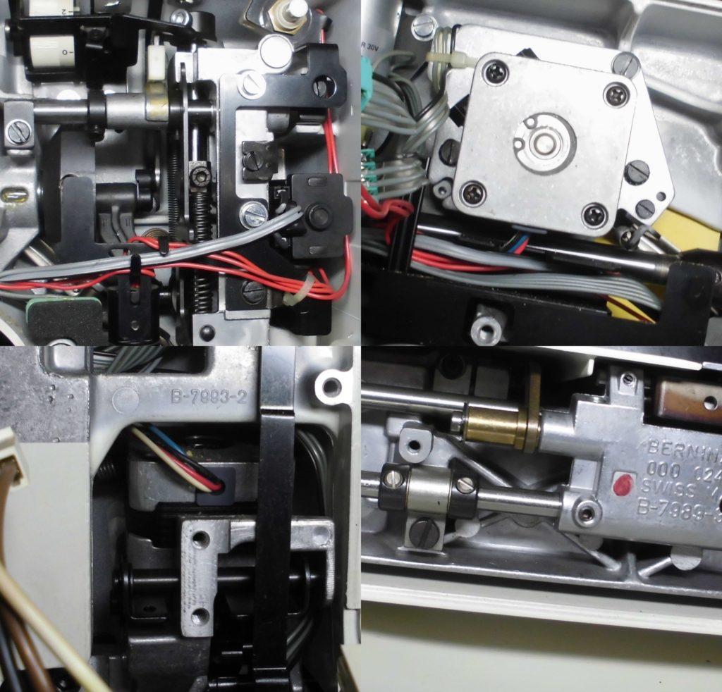 ホリデーヌ1240の故障、不具合|逆送する、返し縫いしない、動かない
