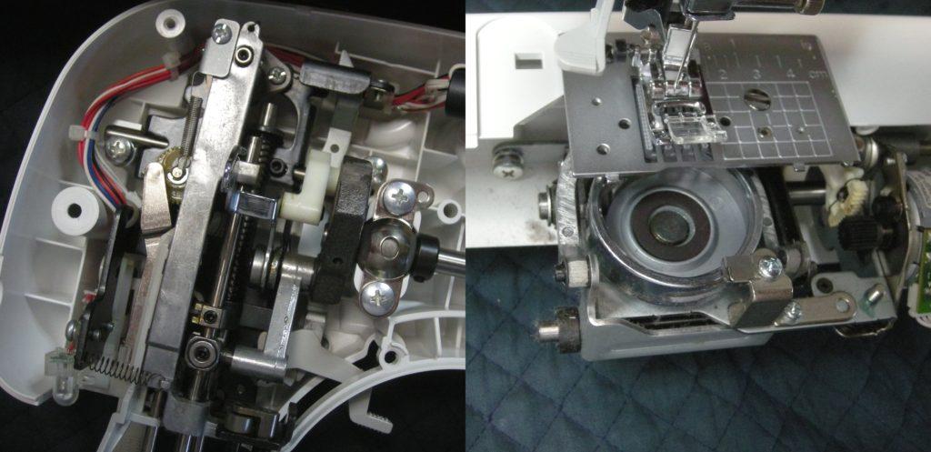 HS102の故障や不具合|天秤の変形、釜、動作音