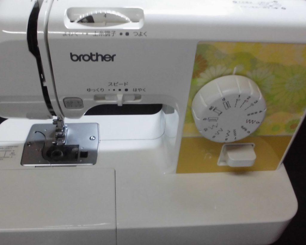 brotherミシン修理|A33-FL|EL117|縫えなくなった