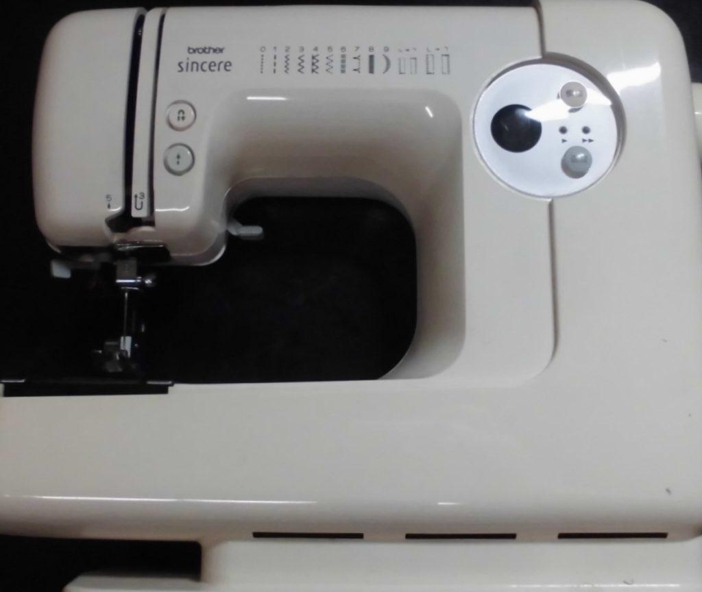 brotherミシン修理|シンシア|ZZ3-B120|縫えない(下糸が出てこない)
