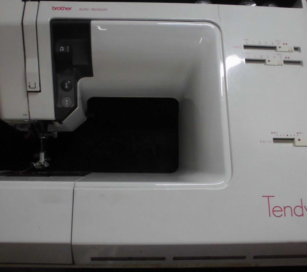 brotherミシン修理|Tendy|ZZ3-B778|警告音が鳴りミシンが動かない