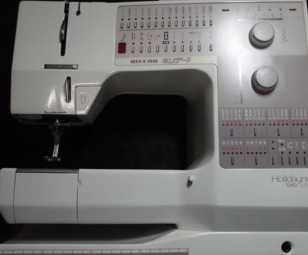 BERNINAミシン修理|Holidaynu1240|縫えない、糸が絡む、下糸をすくわない