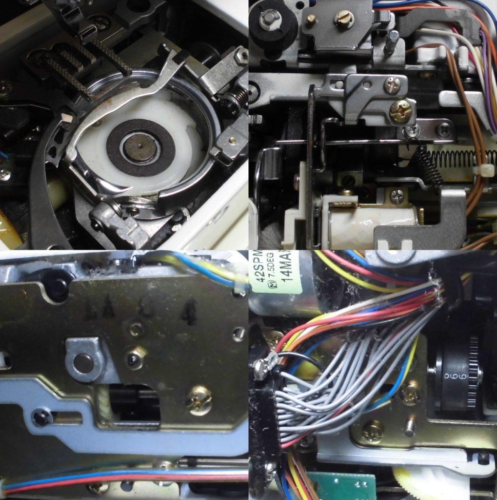 HZL-009の故障や不具合|綺麗に縫えない、下糸をすくわない、糸絡みなど