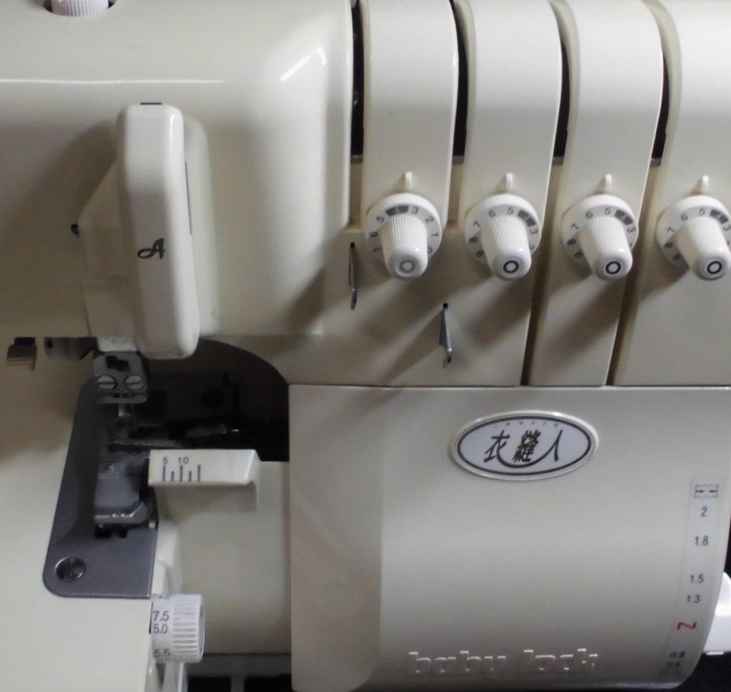 衣縫人BL555ミシン修理|はずみ車が回らない、糸通しセットボタンが動かない