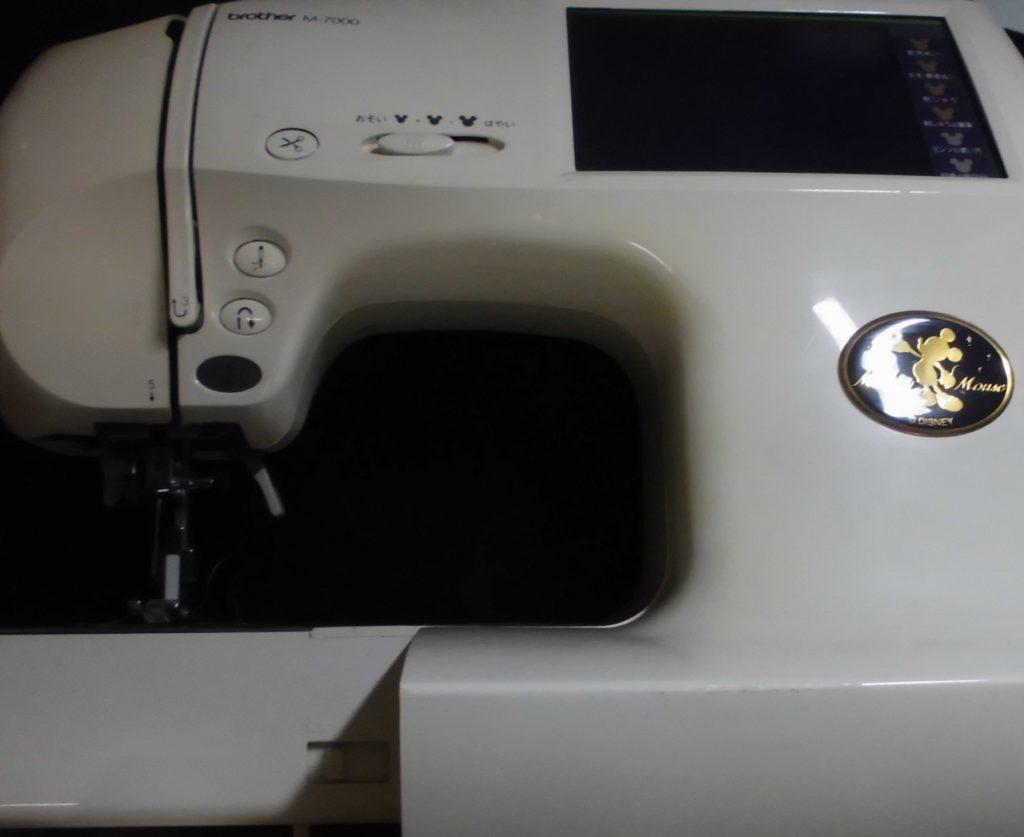 ブラザーミシン修理|ZZ3-B980|M-7000|液晶が反応しない