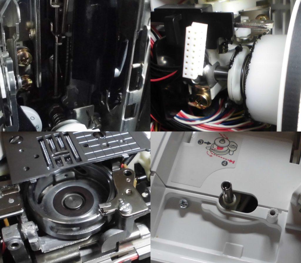 イノヴィスN80の故障や不具合|下糸が巻けない、縫えない、エラー