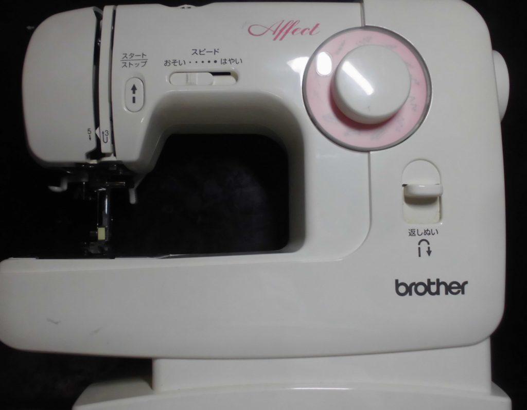 ブラザーミシン修理|Affect|EL130シリーズ|縫えない