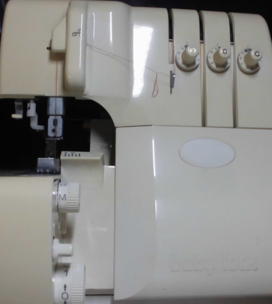 衣縫人ミシン修理|baby lock|動かない、縫えない