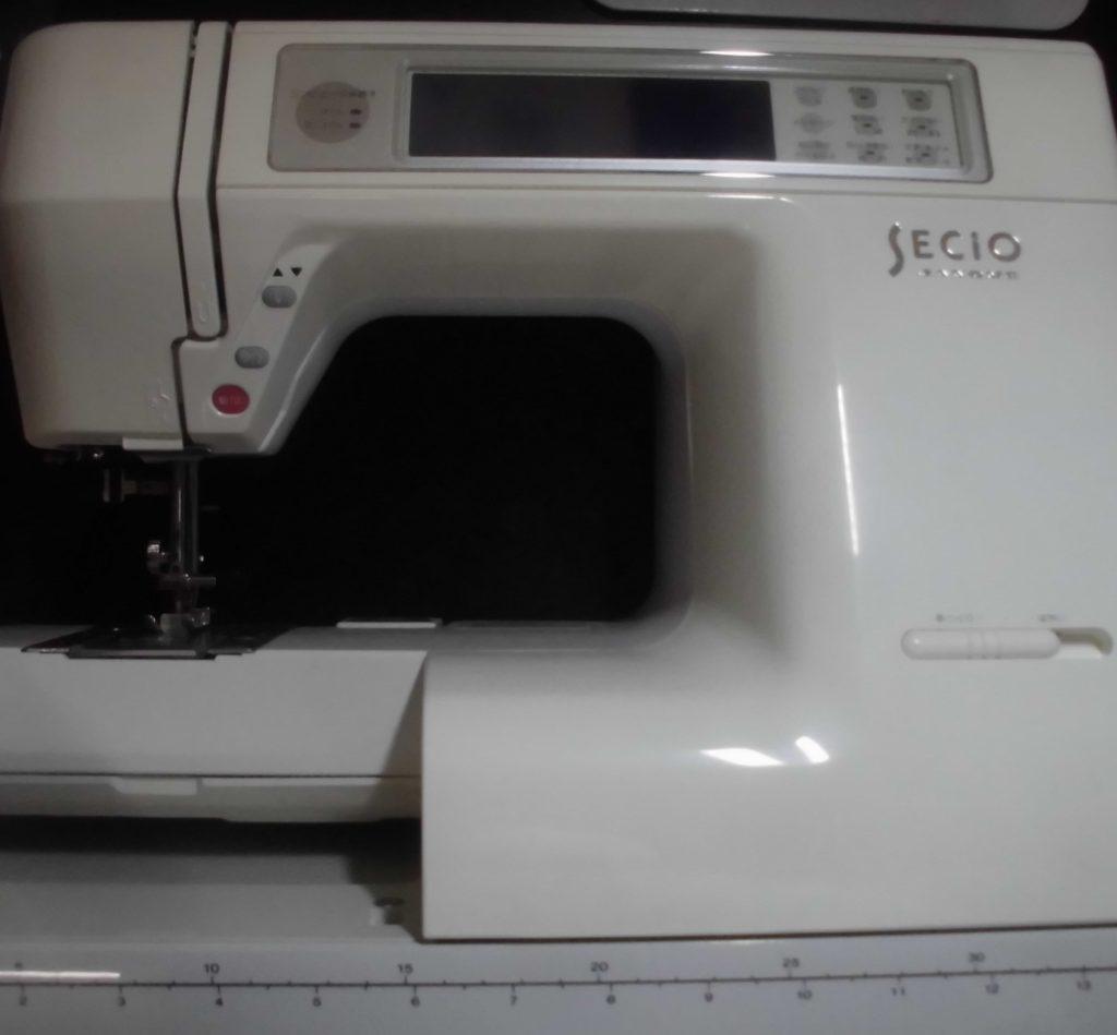 ジャノメミシン修理|セシオ8300|ステッピングモーターエラー|ミシンが動かない