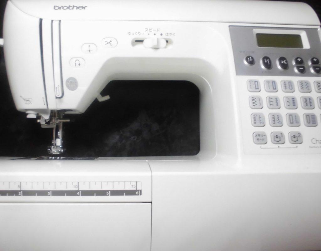 brotherミシン修理|CPS72|シャリオⅡ|コンピューターミシン修理