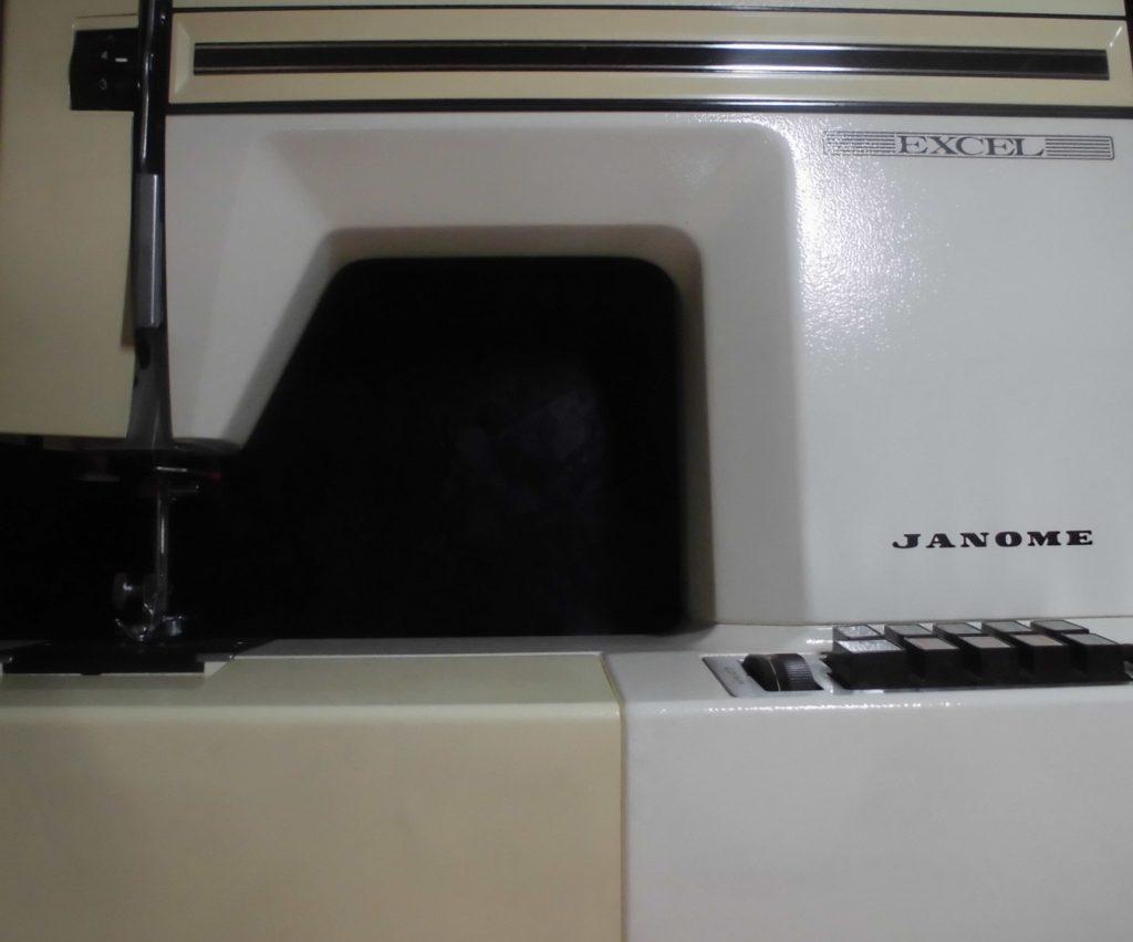 ジャノメミシン修理 エクセル 625型 糸絡み、糸調子不良など
