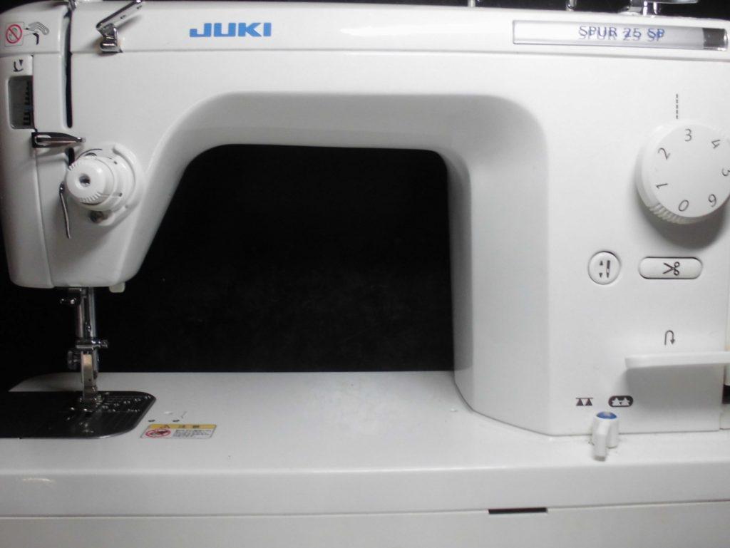 SPUR 25 SP|JUKI職業用ミシン修理|縫えない、糸調子不良
