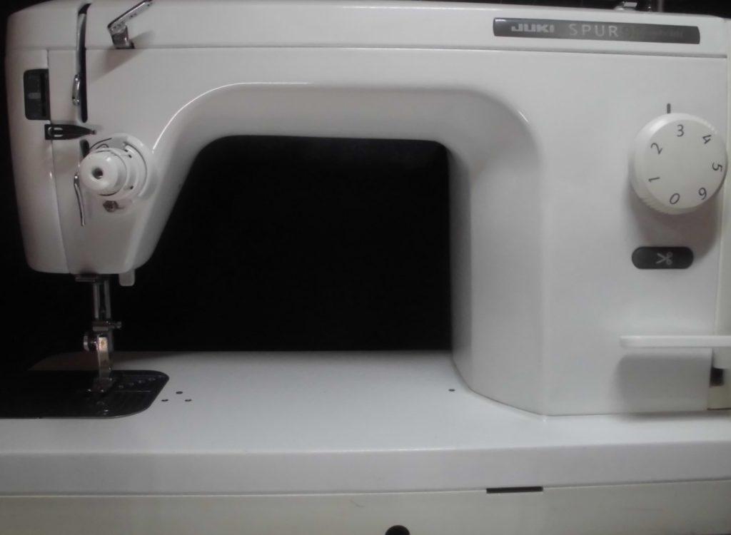 JUKI職業用ミシン修理|シュプール98スペシャル|フットコントローラーの不具合