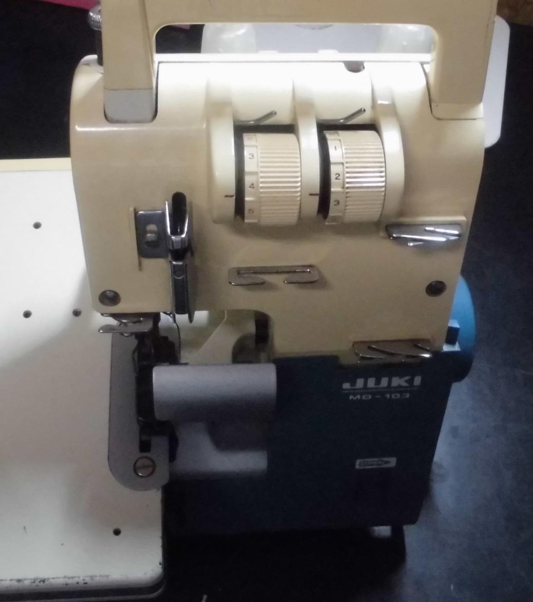 MO-103|JUKI ロックミシン 修理|モーター音はするがミシンが動かない