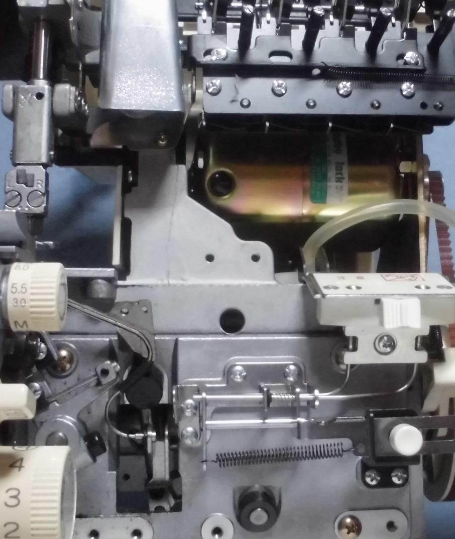 衣縫人5900BUNKAの分解オーバーホールメンテナンス|babylockミシン