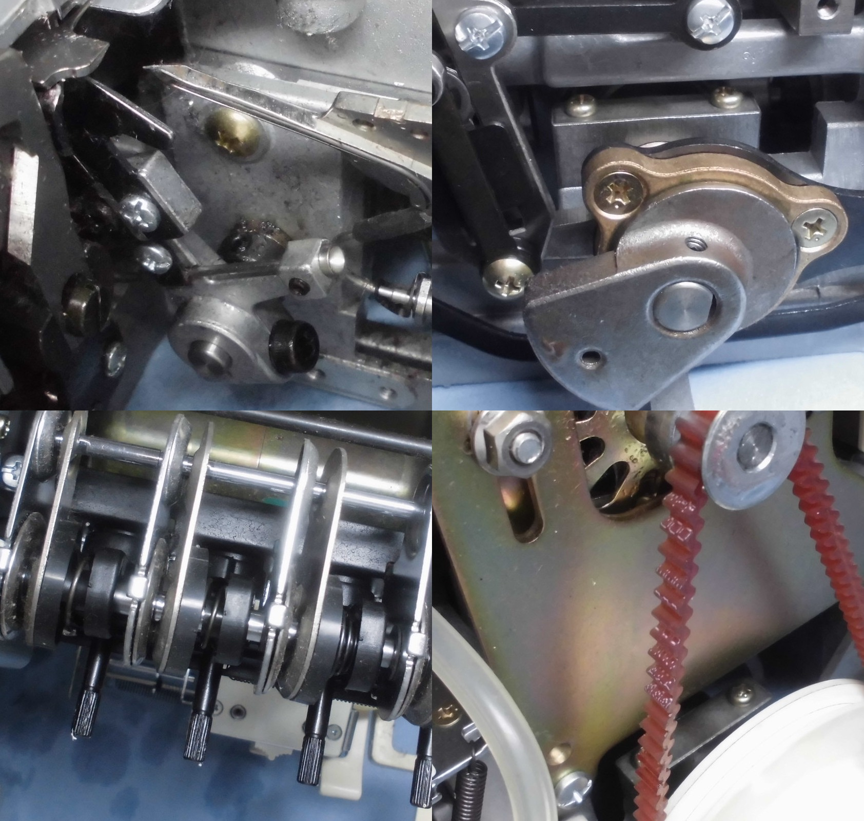 衣縫人5900BUNKAの故障や不具合|糸調子不良、動かないなどミシンの固着