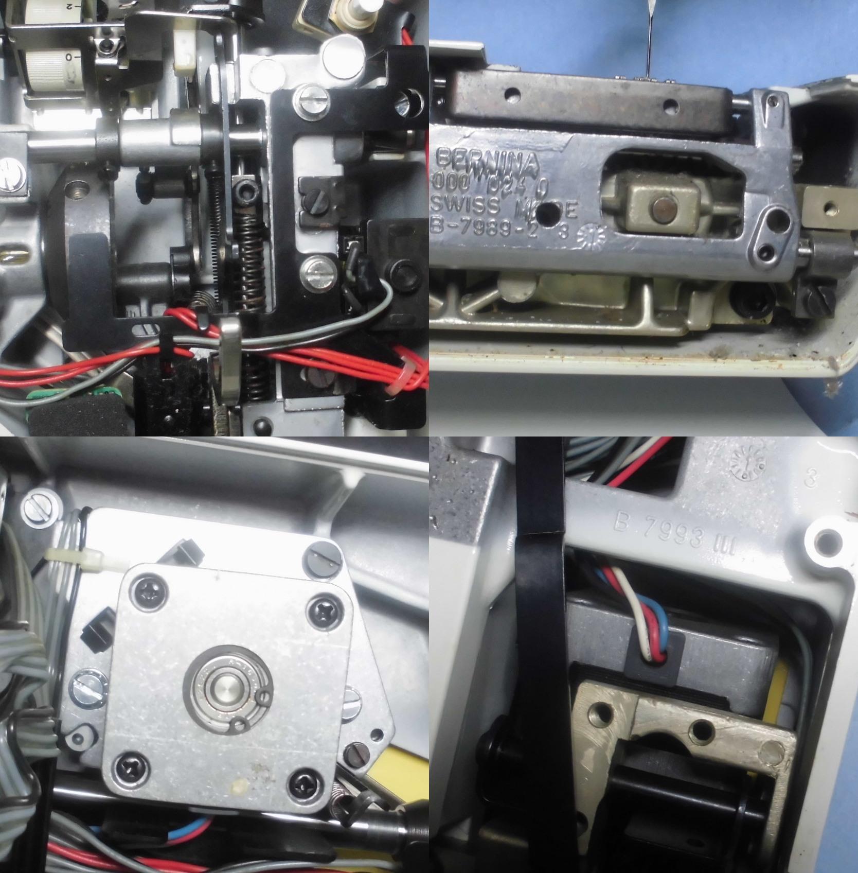 ホリデーヌ1240の故障や不具合|バック縫いになる、布を送らない、針が動かない