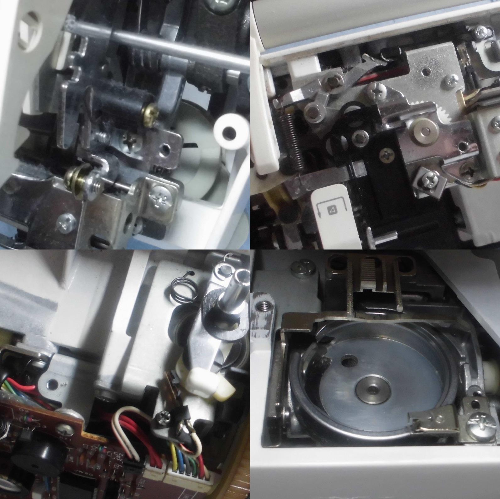 ZZ3-B892の故障や不具合|動かない、縫えない、エラー、糸絡み、糸調子不良