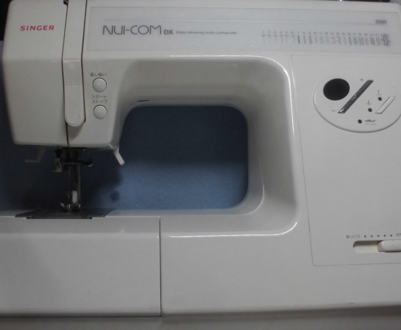 シンガーミシンの修理|NUI-COM DX|スタートボタンを押してもミシンが動かない