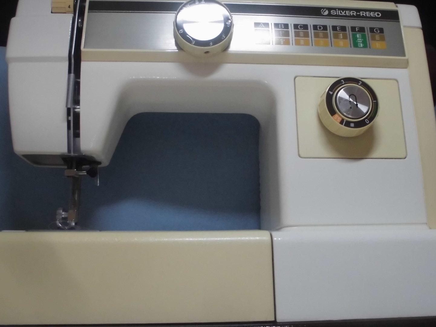 シルバー精工のミシン修理|SS-30|下糸が巻けない、固着、異音、動作不良