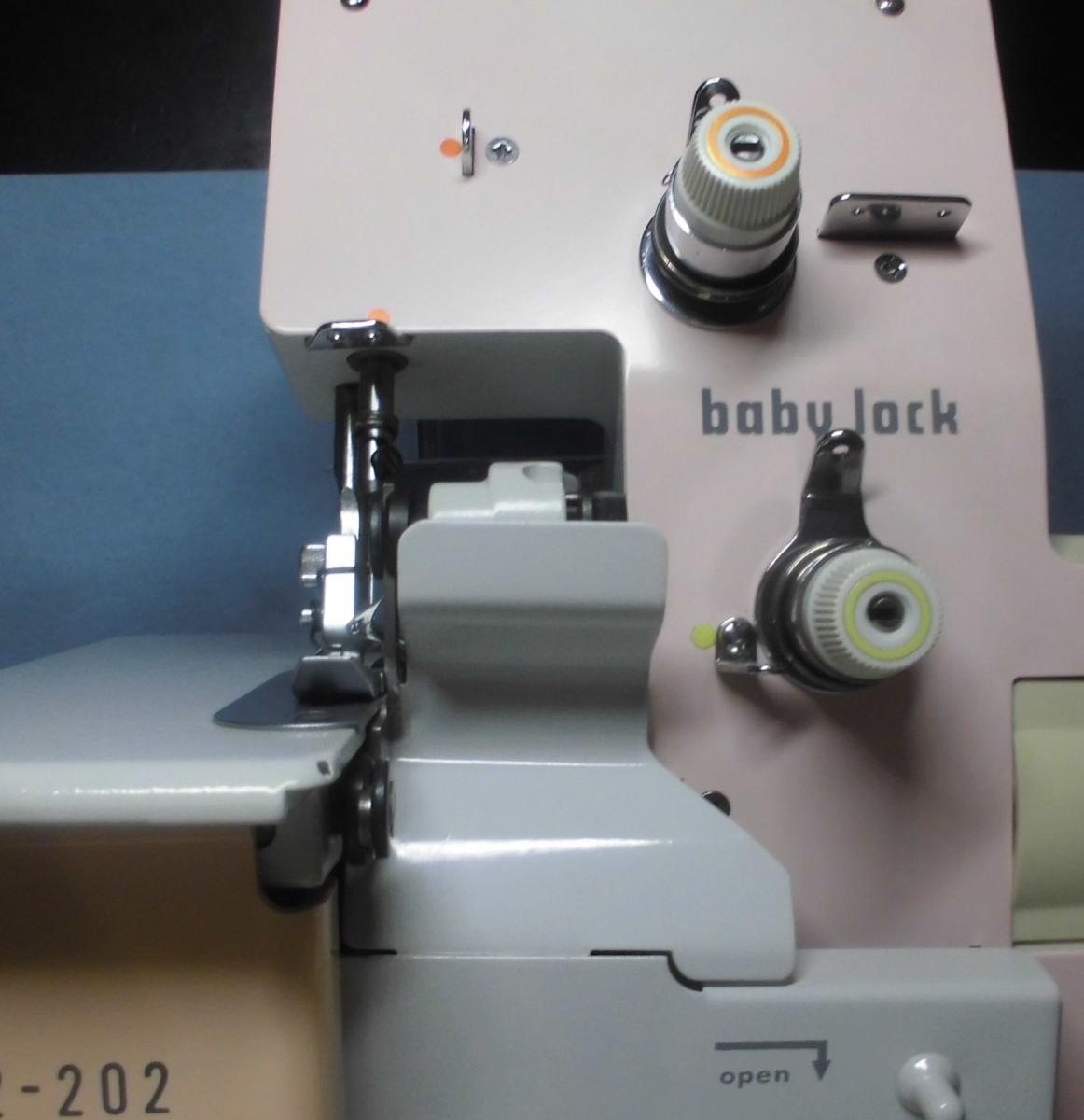 ジューキベビーロックミシン修理|BL2-202|動かない、縫えない、はずみ車が回らない(プーリー)