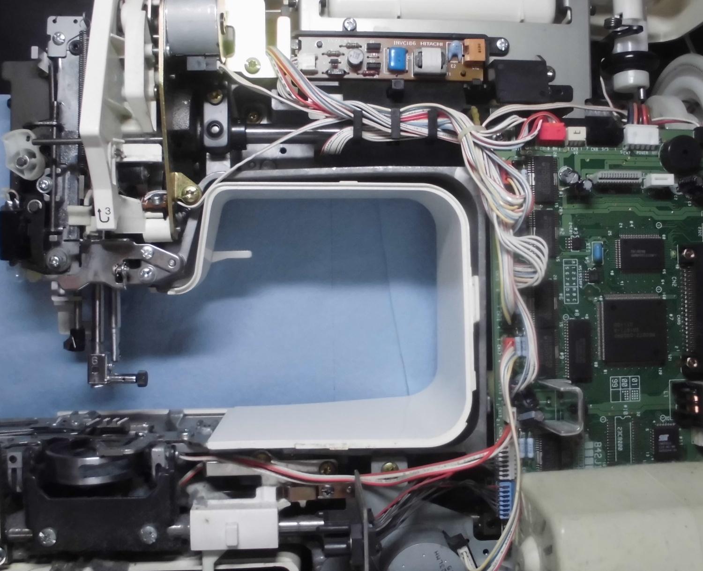 ブラザーミシン修理|ファミールスペシャル|正常に縫えない、糸切れ、エラー、液晶