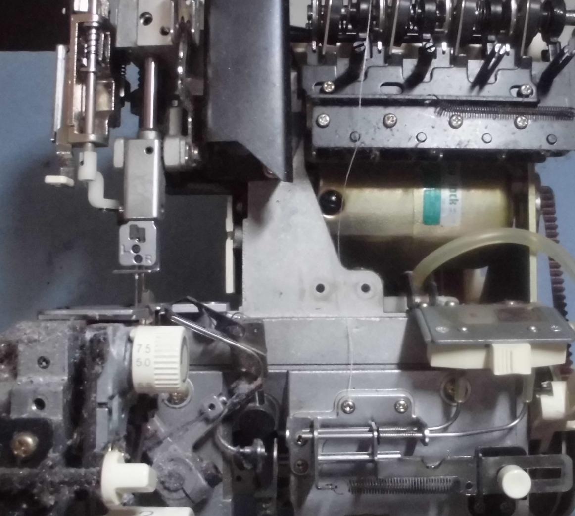 衣縫人の分解オーバーホールメンテナンス|ジューキベビーロックミシン