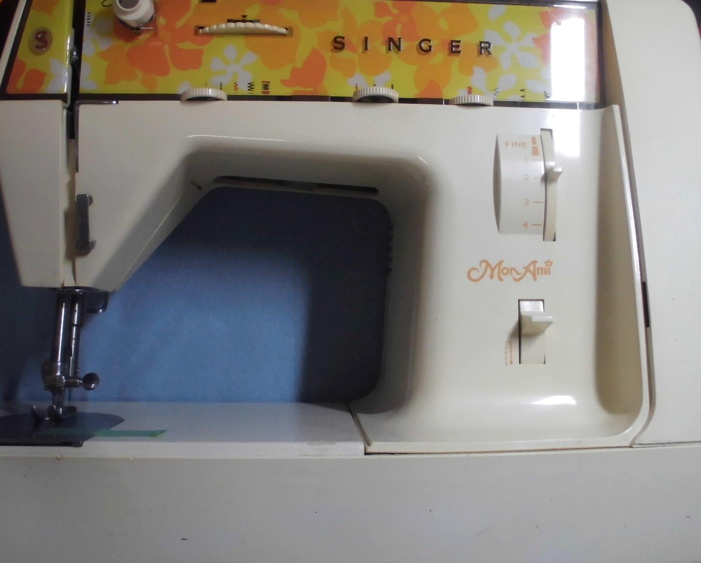 シンガーミシン修理|MonAmi384|動かない、縫えない、部品の破損、部品の交換