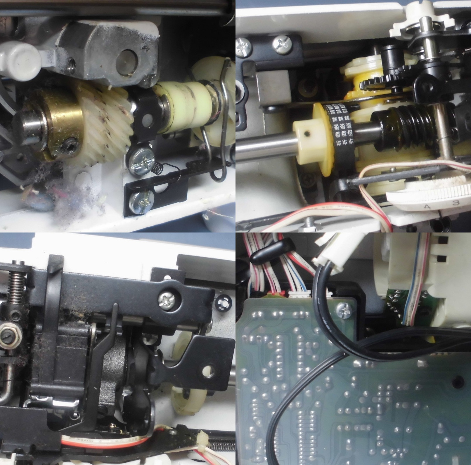 ブラザーミシンAX-1000の故障や不具合|糸調子が合わない、綺麗に縫えない、異音など