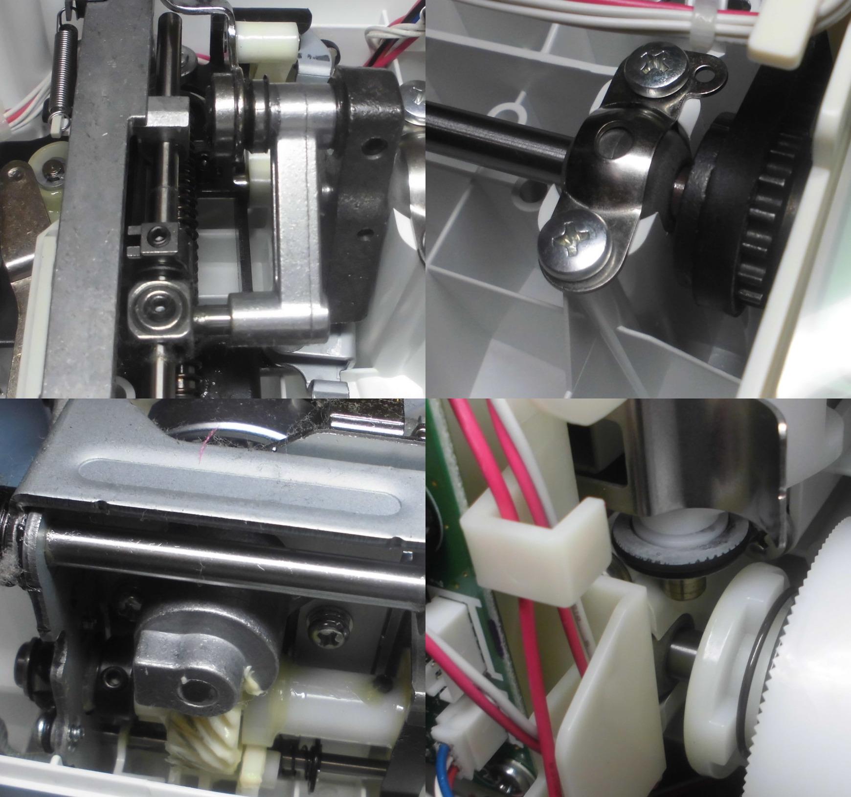 CPS4802の故障や不具合|ミシンが動かない、縫えない、エラー