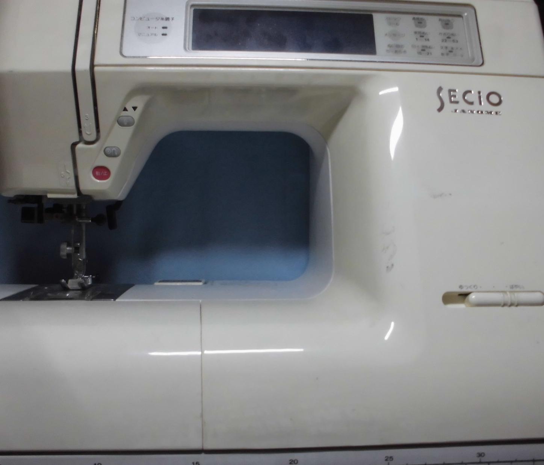 ジャノメミシン修理|セシオ8300|ステッピングモーターエラー、動かない、縫えない