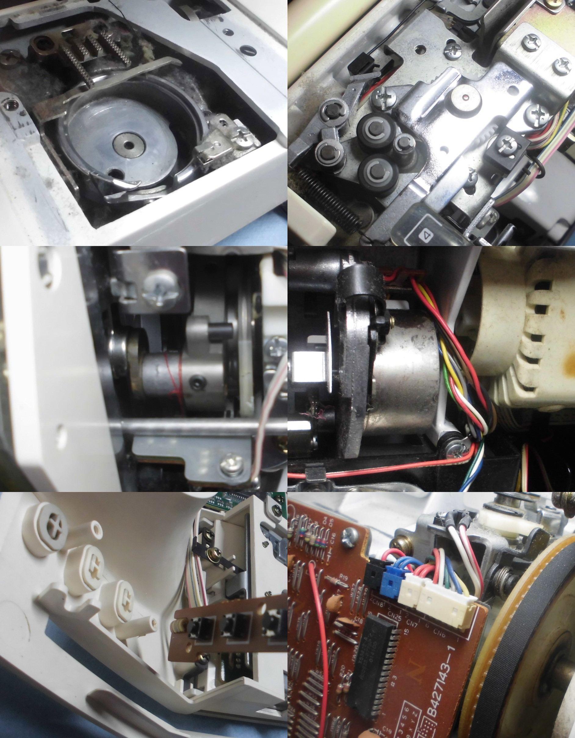 ブラザーミシン ルミュー7000の故障や不具合|糸がつる、糸が切れる、糸調子不良