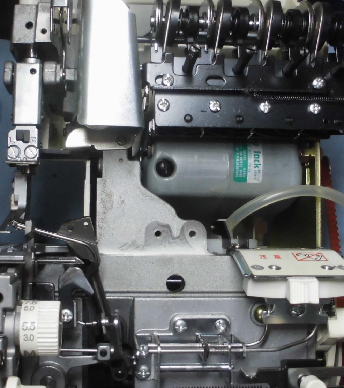 PROLINE4BUNKAの分解オーバーホールメンテナンス修理|ジューキベビーロックミシン(衣縫人)