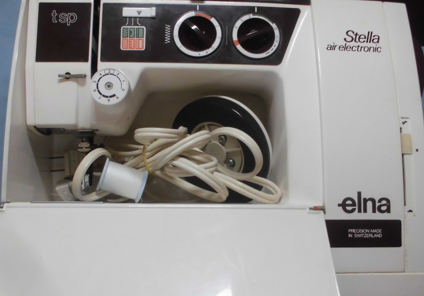 elnaミシン修理|ステラTSP|縫えない、動かない、下糸を拾わない、糸絡み、異音
