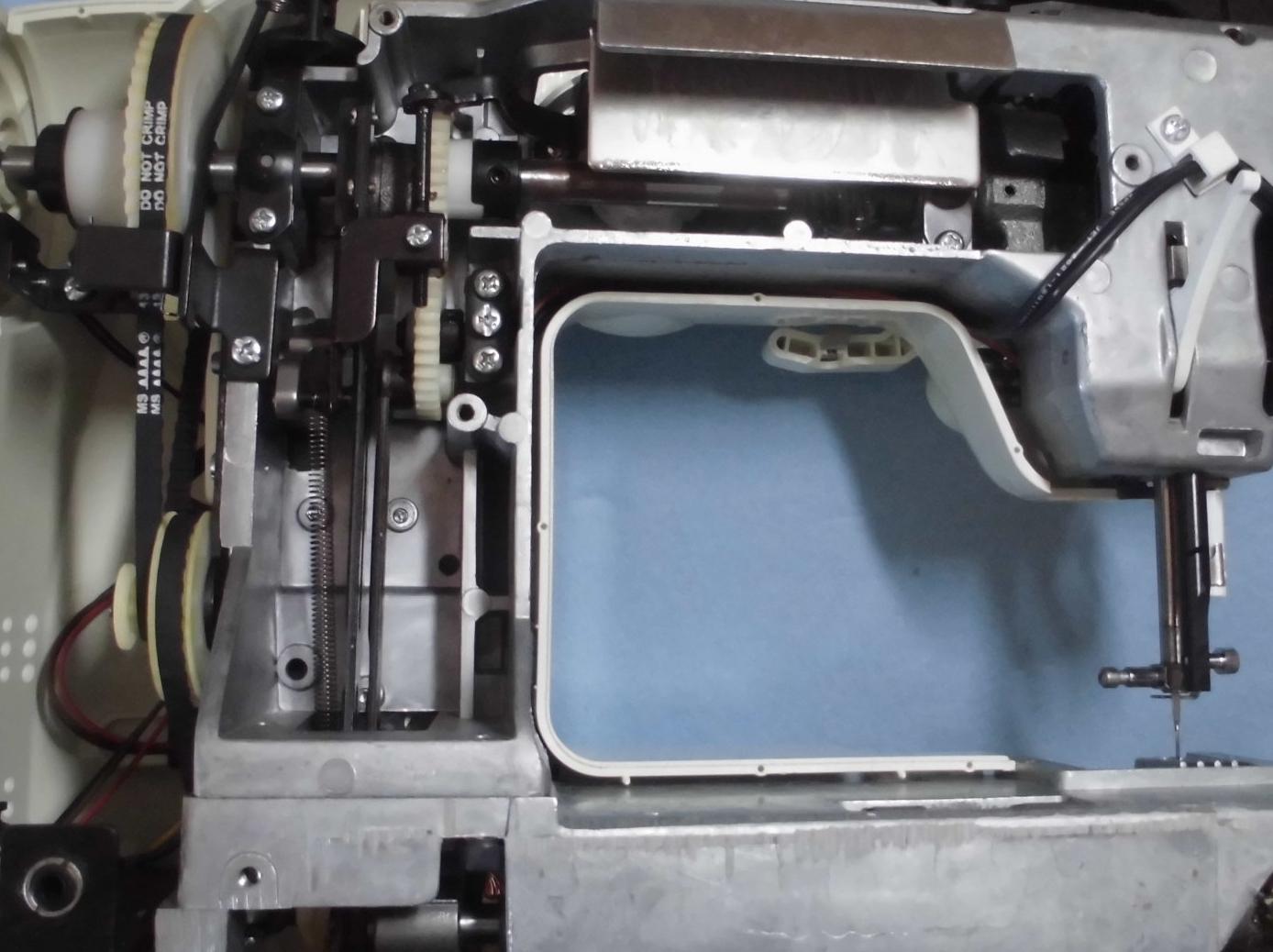 AG-002N|分解オーバーホールメンテナンス修理|アックスヤマザキミシン