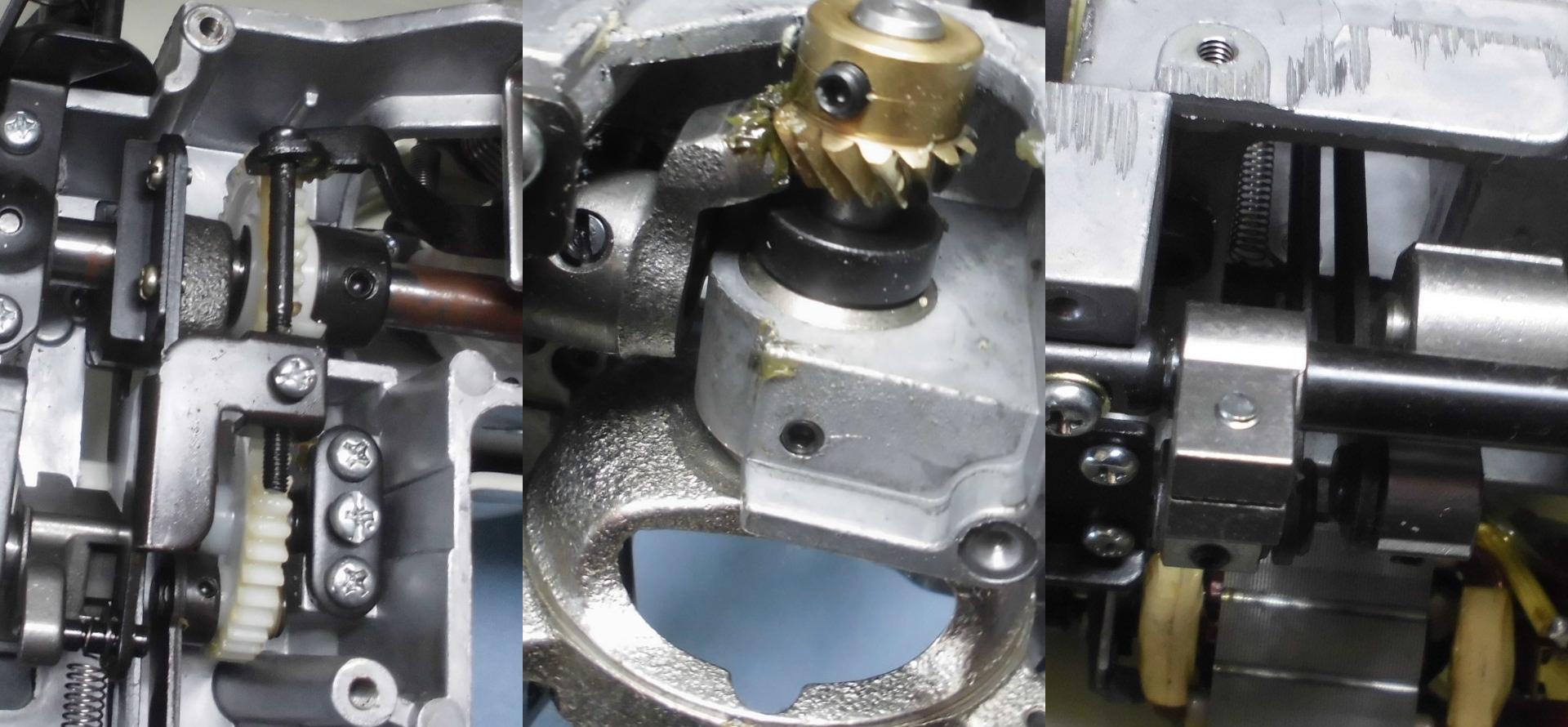 AG-002Nの症状や不具合|糸が絡まる、縫えない、異音、糸調子が合わない