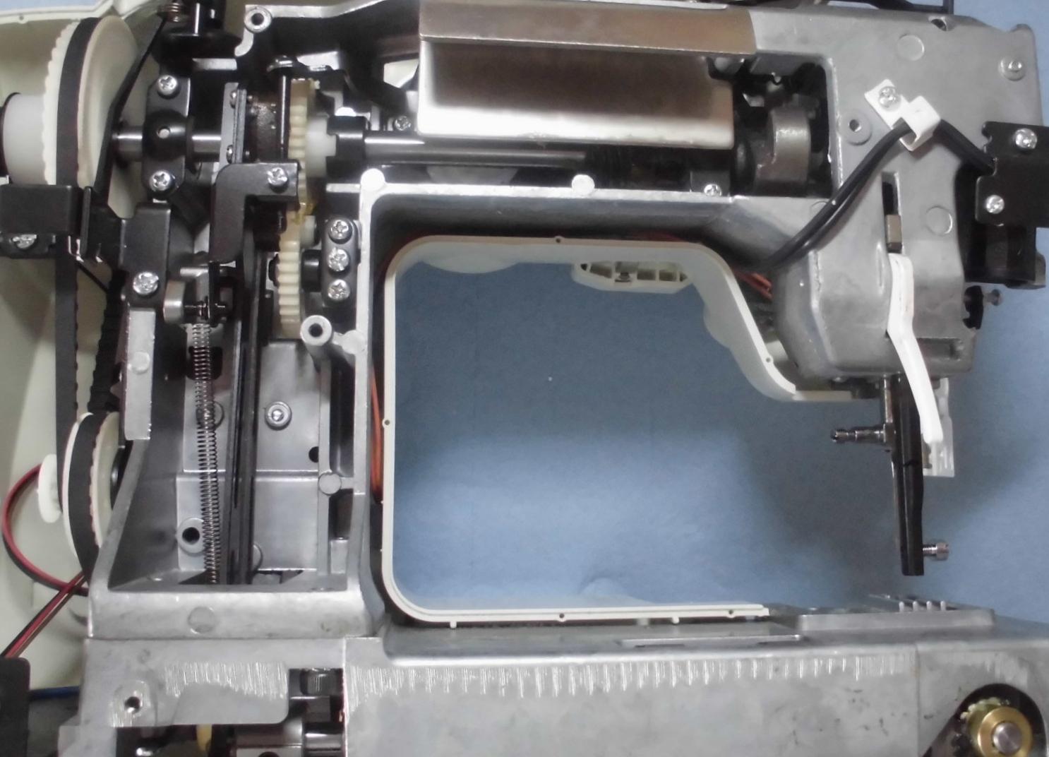 AG-002NHC|分解オーバーホールメンテナンス修理|アックスヤマザキミシン